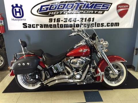 2008 Harley-Davidson Softail® Deluxe in Sacramento, California