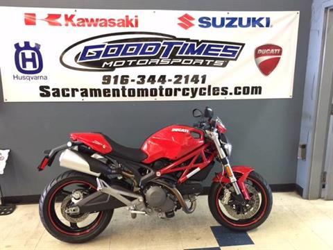 2014 Ducati Monster 696 in Sacramento, California