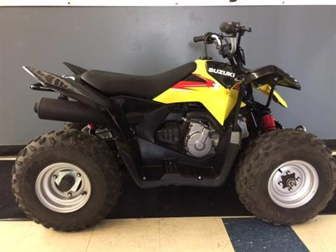 2017 Suzuki QuadSport Z90 in Sacramento, California
