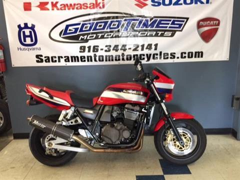 2002 Kawasaki ZRX1200R in Sacramento, California