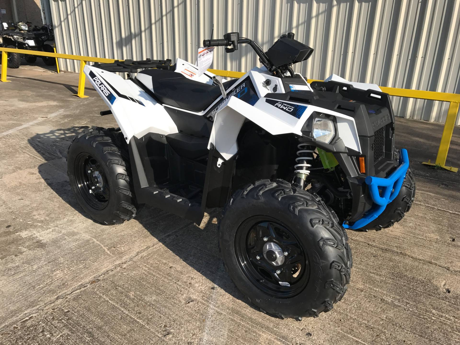 2017 Polaris Scrambler 850 in Pasadena, Texas