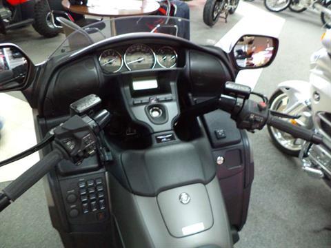2015 Honda Gold Wing F6B® Deluxe in Pasadena, Texas