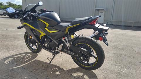 2015 Honda CBR®300R ABS in Pasadena, Texas