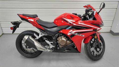 2016 Honda CBR500R in Pasadena, Texas