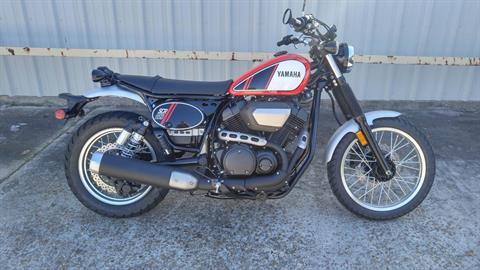 2017 Yamaha SCR950 in Pasadena, Texas