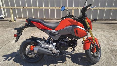2018 Honda Grom ABS in Pasadena, Texas