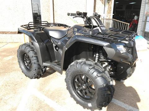 2017 Honda FourTrax Rancher 4x4 DCT IRS EPS in Pasadena, Texas