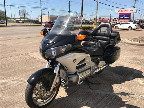 2012 Honda Gold Wing® Audio Comfort in Pasadena, Texas