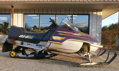 2000 Ski-Doo Formula Z 600 in Barrington, New Hampshire