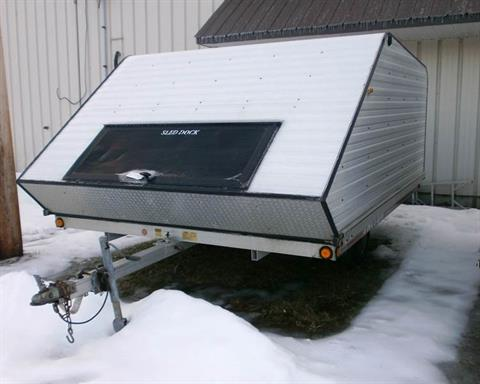 2000 Triton Trailers Elite 10-101 in Barrington, New Hampshire