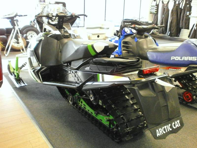 "2015 Arctic Cat XF 9000 137"" Sno Pro Limited ES in Barrington, New Hampshire - Photo 3"
