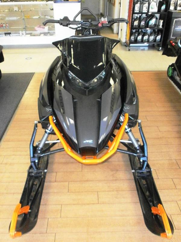 "2016 Arctic Cat M 8000 162"" Limited ES in Barrington, New Hampshire - Photo 2"