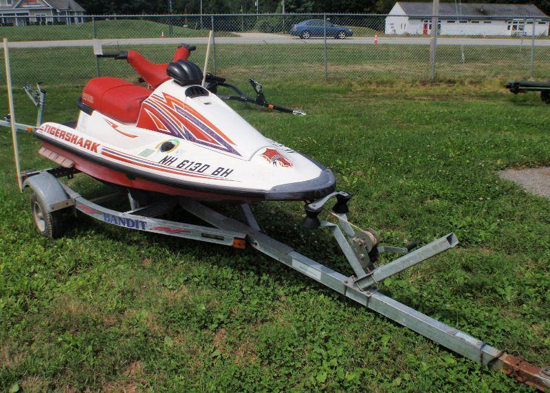 1995 Arctic Cat Tigershark Daytona in Barrington, New Hampshire