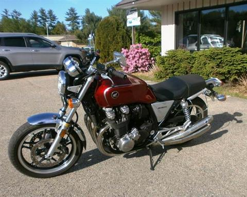 2013 Honda CB1100 in Barrington, New Hampshire