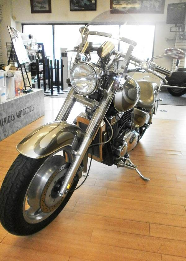 2002 Honda Shadow Sabre in Barrington, New Hampshire - Photo 2