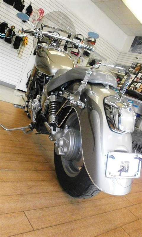 2002 Honda Shadow Sabre in Barrington, New Hampshire - Photo 3