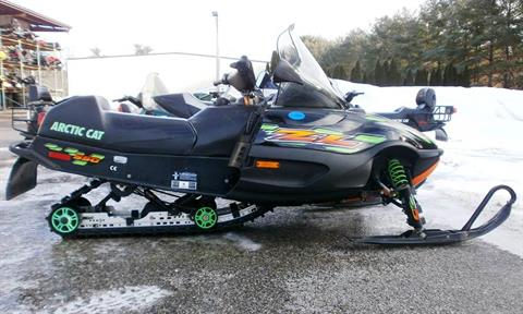 2002 Arctic Cat ZL 550  in Barrington, New Hampshire