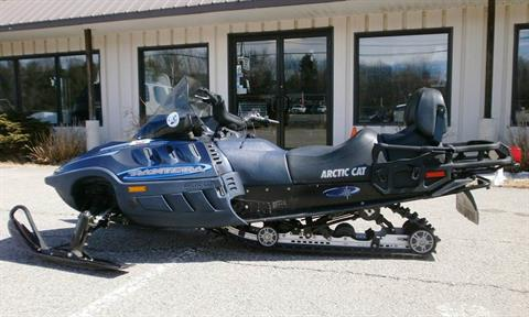 2001 Arctic Cat Pantera® 1000 in Barrington, New Hampshire