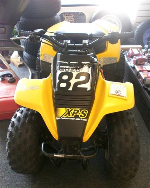 2001 Suzuki QuadSport 80 in Barrington, New Hampshire