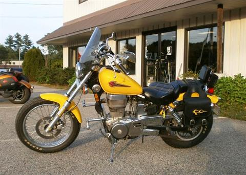 1996 Suzuki LS650PT SAVAGE in Barrington, New Hampshire