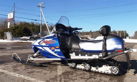 2004 Polaris 700 XC SP in Barrington, New Hampshire