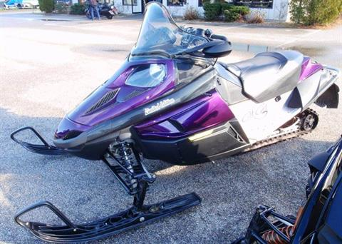 2009 Arctic Cat Z1 LXR in Barrington, New Hampshire