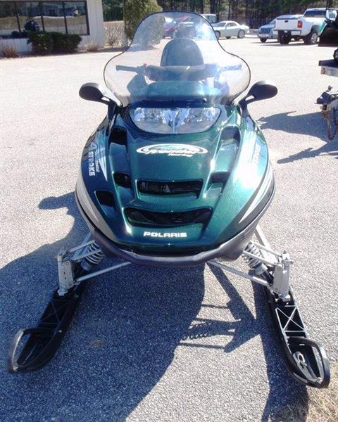 2003 Polaris Frontier Touring in Barrington, New Hampshire