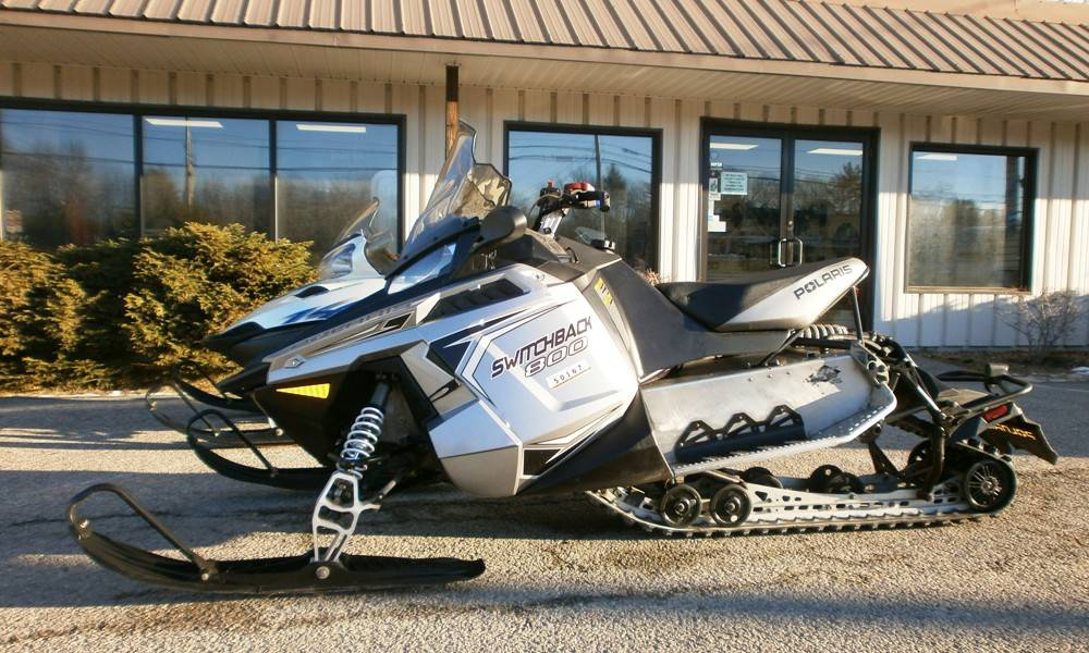 2012 Polaris 800 Switchback® ES in Barrington, New Hampshire - Photo 1