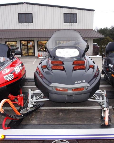 2002 Arctic Cat ZRT 600 in Barrington, New Hampshire