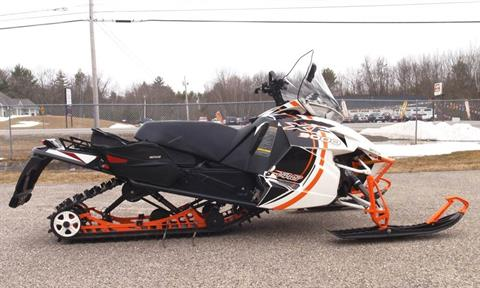 2015 Arctic Cat XF 9000 Cross Country™ Limited in Barrington, New Hampshire