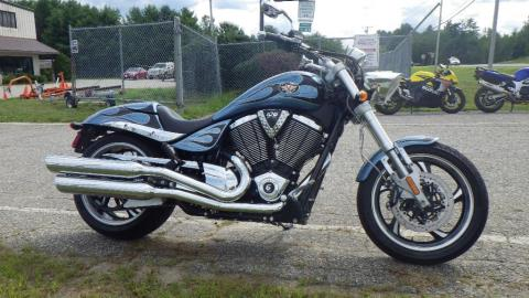 2010 Victory Hammer® in Barrington, New Hampshire
