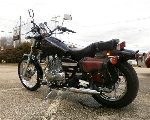 2005 Honda Rebel® 250 in Barrington, New Hampshire