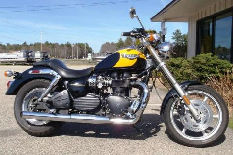 2003 Triumph Speedmaster in Barrington, New Hampshire