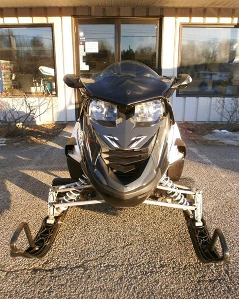 2009 Arctic Cat Z1 Turbo LXR in Barrington, New Hampshire