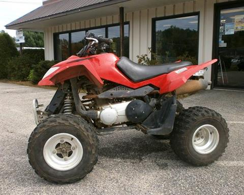 2006 Arctic Cat DVX 250 in Barrington, New Hampshire