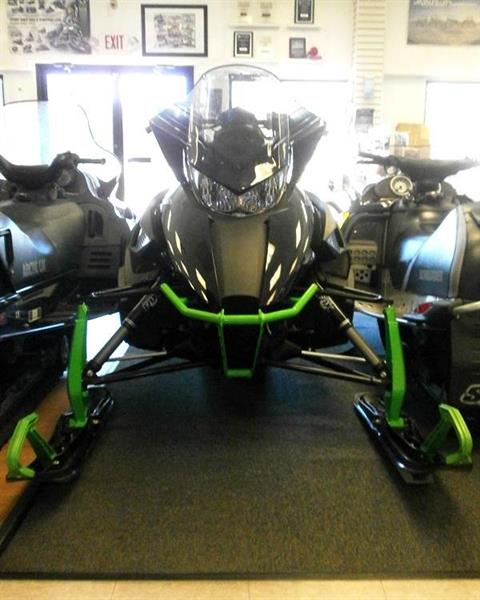 2015 Arctic Cat ZR 8000 Sno Pro El Tigre ES in Barrington, New Hampshire