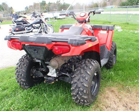 2016 Polaris Sportsman 570 in Barrington, New Hampshire