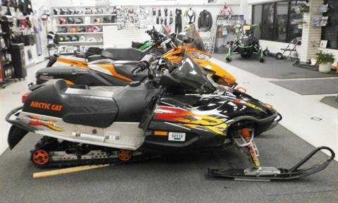 2002 Arctic Cat ZR Cross Country LE 800 EFI in Barrington, New Hampshire
