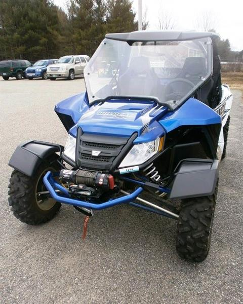 2015 Arctic Cat Wildcat™ X EPS in Barrington, New Hampshire