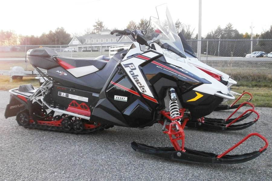 2015 Polaris 800 Rush® Pro-S - 60th Anniversary F&O SC in Barrington, New Hampshire - Photo 1