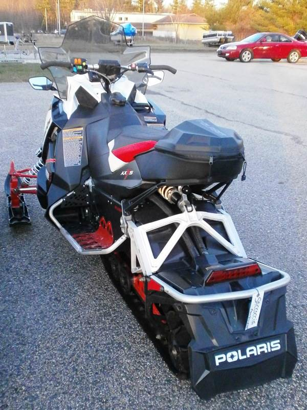 2015 Polaris 800 Rush® Pro-S - 60th Anniversary F&O SC in Barrington, New Hampshire - Photo 3