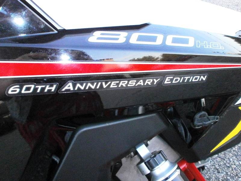 2015 Polaris 800 Rush® Pro-S - 60th Anniversary F&O SC in Barrington, New Hampshire - Photo 4