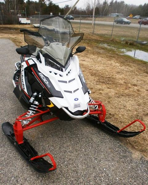 2015 Polaris 800 Rush® Pro-S - 60th Anniversary F&O SC in Barrington, New Hampshire