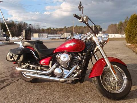 2007 Kawasaki Vulcan® 900 Classic in Barrington, New Hampshire