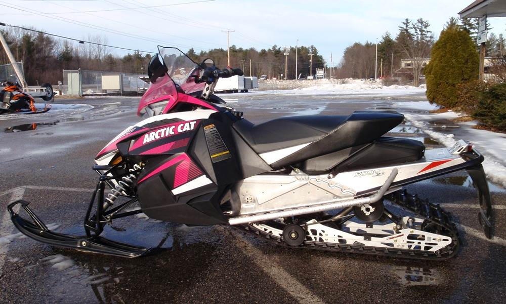 2014 Arctic Cat ZR® 5000 LXR in Barrington, New Hampshire