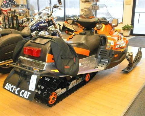 2007 Arctic Cat Z 570 LX in Barrington, New Hampshire - Photo 3