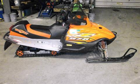 2007 Arctic Cat Z 570 LX in Barrington, New Hampshire