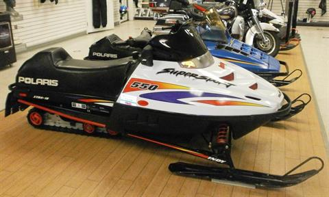 2000 Polaris Indy Super Sport in Barrington, New Hampshire