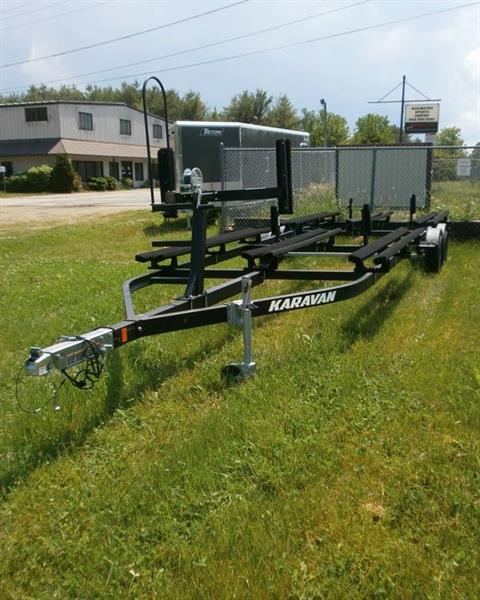 2020 Karavan Trailers Tandem Axle Large 5000 lb. 30 ft. 1 in. (ST185/80D13D) in Barrington, New Hampshire