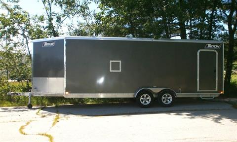 2018 Triton Trailers PR-207 in Barrington, New Hampshire